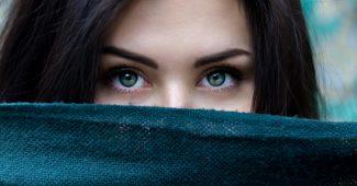 yeux femme