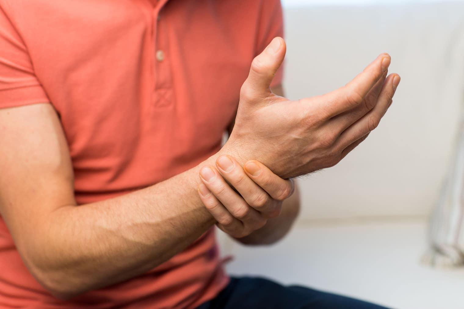 Vivre avec arthrose